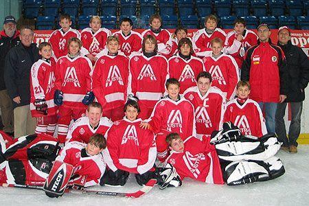 Eishockey u12 wurde dritter