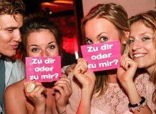 Bewirb Dich als Party-Reporter!