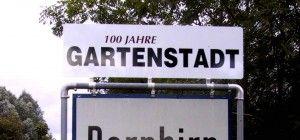 Wieso wird Dornbirn auch Gartenstadt genannt?