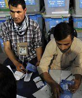 Afghanistan: Neuer Streit bei Präsidentenwahl