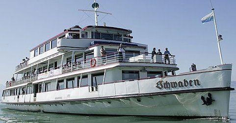 Swingerschiff MS Schwaben sticht zur letzten Ausfahrt in See