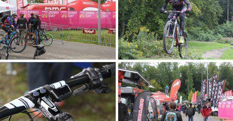 """Action beim """"Demo Day"""" der """"Eurobike"""" in Friedrichshafen"""