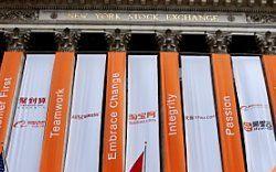 Alibaba sorgte für Börsen-Märchen