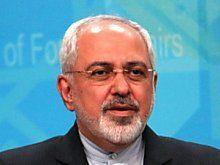 Irans Außenminister trifft EU-Beauftragte