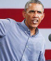 Obama-Besuch in Estland und beim NATO-Gipfel