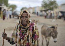 Krieg: Somalier von Hungersnot bedroht