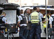Kopenhagen: Mann in Gericht erschossen
