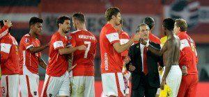 Remis zum Auftakt: ÖFB-Team startet mit 1:1 gegen Schweden