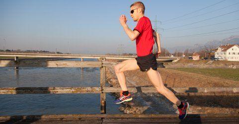 Leitfaden bei Läuferschmerzen