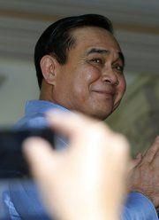 Thailands Putschführer zeigte nach Empörung über Bikini-Sager Reue