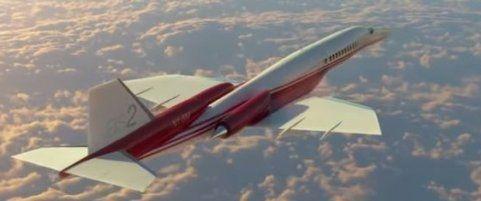 """Überschall-Flugzeug: Airbus entwickelt neue """"Concorde"""""""