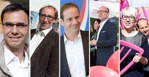 Parteien im Wahlkampf-Finish: Bilanzieren, hoffen und warnen