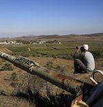 Golanhöhen: Israel schoss syrisches Flugzeug ab