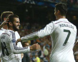 CL: Real Madrid startet mit Sieg