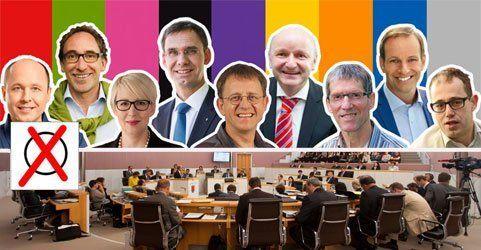 Sollte der neue Vorarlberger Landtag verkleinert werden?