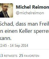 Tweet von Reimon sorgt für Aufregung – Schlagabtausch