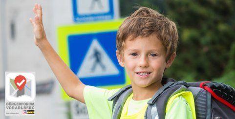 Gefahrenstellen für Schüler und Kinder im Bürgerforum melden!