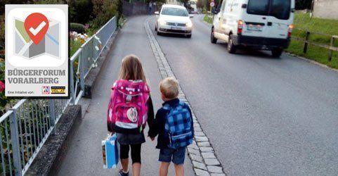 Im Verkehrsdschungel: Wo auf dem Schulweg Gefahren lauern