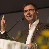 Wallner schwor ÖVP auf das Wahlkampffinale ein