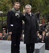 Wehrmachtsdeserteure: Denkmal wurde eröffnet