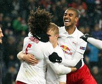 Red Bull Salzburg bezwingt Zagreb