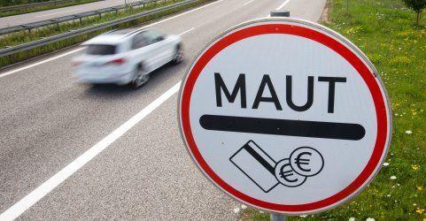 Deutsche Pkw-Maut wohl nur für Autobahn und Bundesstraße