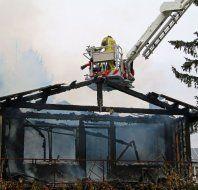 Hausbrand in Wolfurt: Fahrlässig, aber wohl keine Brandstiftung
