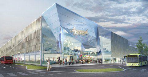 Messepark erhält neues Gesicht – Umbau um 35 Millionen Euro