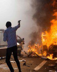 Staatschef von Burkina Faso lehnt Rücktritt ab – Tote bei Unruhen