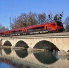 Bahnbauarbeiten in Bayern – ÖBB-Züge umgeleitet