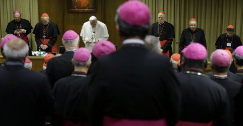 Bischöfe finden keinen Konsens bei Homo-Ehe und Scheidung
