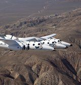 "Privates Raumflugzeug ""SpaceShip II"" abgestürzt"