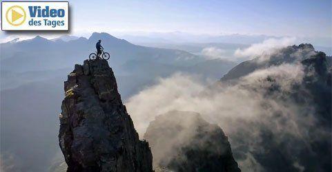 """""""Bis später, ich fahr nur eine kleine Runde mit dem Fahrrad"""""""