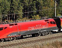 Railjets mit falschen Radachsen unterwegs