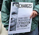 Haftbefehl-Aufhebung gegenAssange abgelehnt