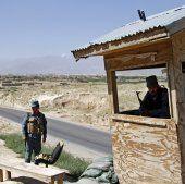 Taliban-Rakete verfehlte Ziel: Gefängnis getroffen