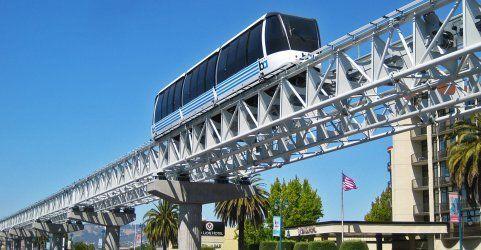 Kalifornien: Doppelmayr lässt Passagiere durch die Luft gleiten