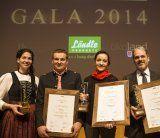 "Verleihung des ""i luag druf"" Zukunftspreis 2014"