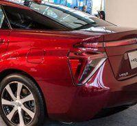 Brennstoffzellenauto von Toyota ab 2016