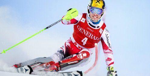 Hirscher rast mit Doppelerfolg in Aare zur Gesamt-Weltcupführung