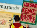 Tarifstreit: Streiks bei Amazon gehen weiter