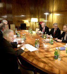 Steuerreform: Wenig Konkretes nach erster Verhandlungsrunde