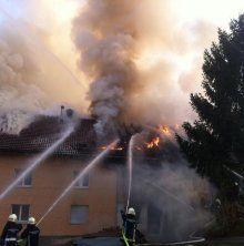 Nach Brand in Langen: Welle der Solidarität