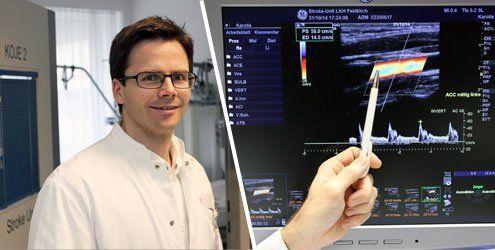 Wie reagieren beim Schlaganfall? Jährlich 1.000 Fälle in Vorarlberg
