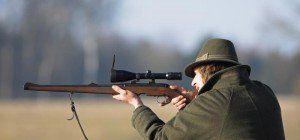 Gnadenschüsse aus dem Jagdgewehr