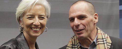 Griechenland sichert Gläubigern pünktliche Zahlungen im März zu