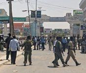 Islamisten stürmen Hotel in Mogadischu
