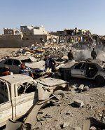 Jemen: Kampfflieger griffen Stellungen in Hauptstadt an
