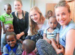 Semesterferien im Slum von Nairobi