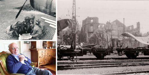 Am 29. April 1945 erreicht der Weltkrieg endgültig Vorarlberg